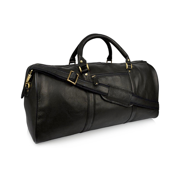 Woodland Leather Duffel Bag No Colour