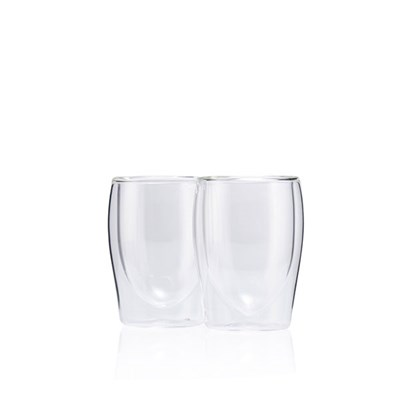 Melitta Set of 2 Espresso Glasses
