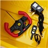Ferrari Ride on Car with 12v Battery Yellow