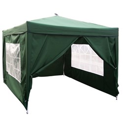 Bentley Premium 3 x 3m Gazebo with Side Walls