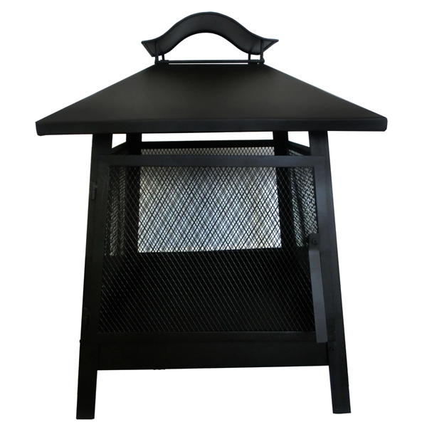 Charles Bentley Tall Mesh Colorado Fire Pit No Colour