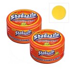 Two Tubs of Shadazzle Natural Cleaner with Additional Applicator