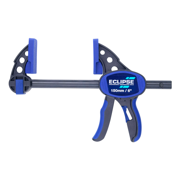 Spear and Jackson Eclipse 6in Quick Release Bar Clamp and Spreader No Colour