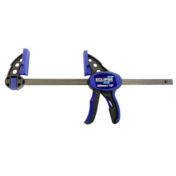 Spear and Jackson Eclipse 12in Quick Release Bar Clamp and Spreader No Colour
