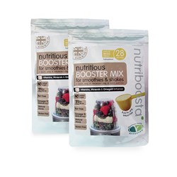 Nutriboosta for Smoothies and Shakes 190g Banana BOGOF
