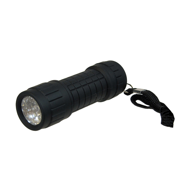 Uni-Com Ultra Bright 9 LED Handy Torch No Colour