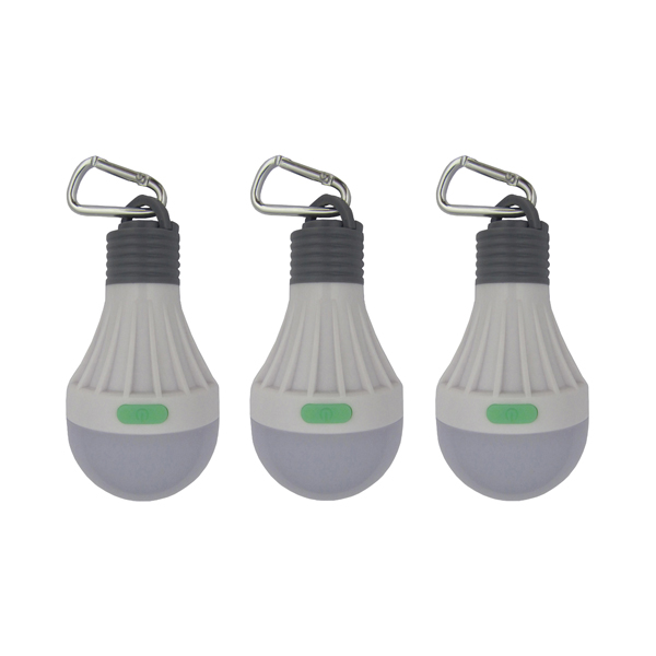 Uni-Com 3 Pack Handy Orb Lights No Colour
