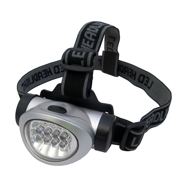 Uni-Com Ultra Bright 10 LED Head Torch No Size