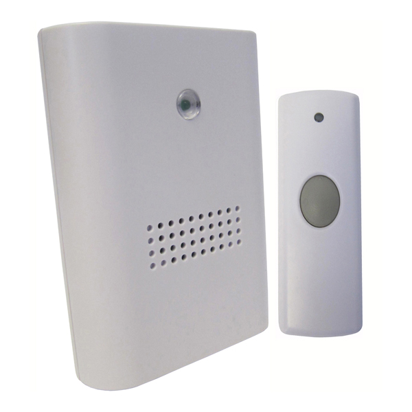 Uni-Com Wire-Free Plug In Door Chime No Colour