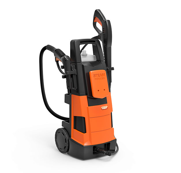 Vax VPW2S 2000w Pressure Washer with Built In Steam Cleaner 368486