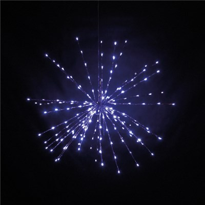 80cm Multi Action Hanging Star Outdoor/Indoor Use