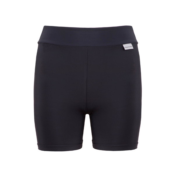 Proskins Intelligent Slim Range Short Length Shorts Black