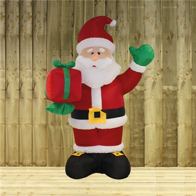 2.4m nflatable Santa (Suitable for Outdoor Use)