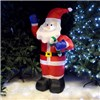 4ft Inflatable Santa Indoor/Outdoor Use