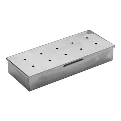 Char-Boil Stainless Steel Smoke Box