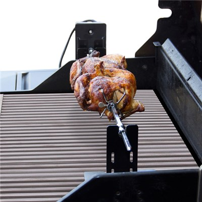 Char-Boil Charbroil BBQ Rotisserie Attachment