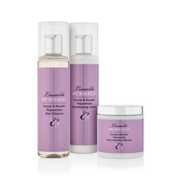 Lusardi My Miracle Caviar and Keratin Rejuvenate Hair Collection