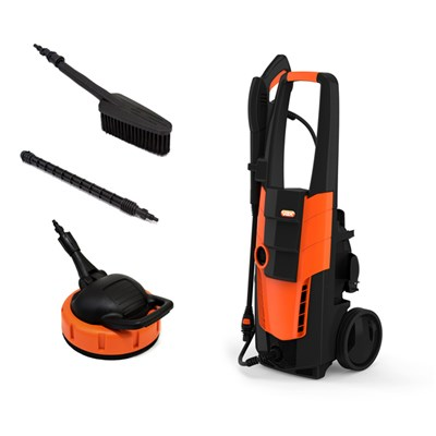 Vax VPW3B 2200w Pressure Washer with Patio Cleaner and Wash Brush