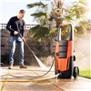 Vax VPW4C 2500w Pressure Washer with Patio Cleaner and Wash Brush No Colour