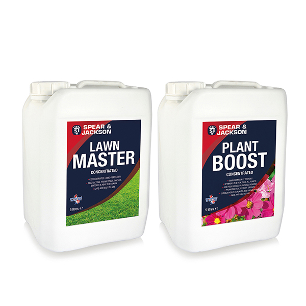 Spear and Jackson Lawn Master and Plant Boost 5L No Colour