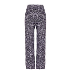 Bonmarche Abstract Printed Wide Leg Trousers 29in