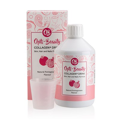 Opti-Beauty Collagen Plus Drink 500ml (10 day supply)