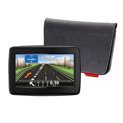 TomTom Sat Nav with Case