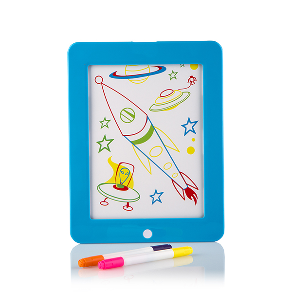 Glow Crazy Light Up Creative Board Blue