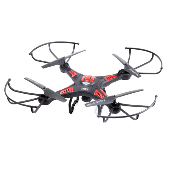 X-CAM Remote Controlled Flying Drone with Camera No Colour