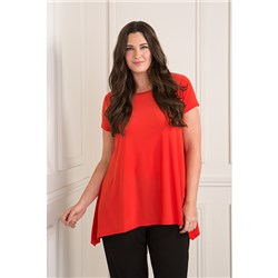 Reflections Short Sleeve Swing Top