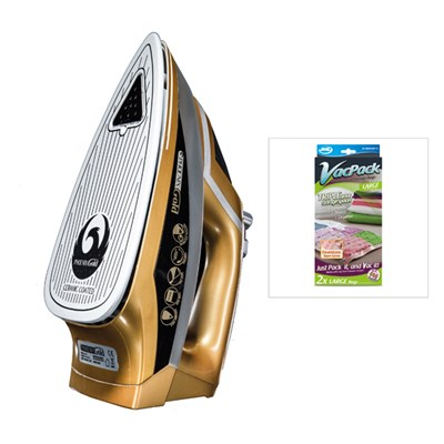 Phoenix Gold Ceramic Steam Iron