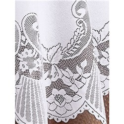 Victoria Lace Tablecloth 36 inches Round