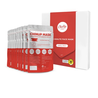 ChinUp 30 Minute Mask Refill Pack (10 masks)