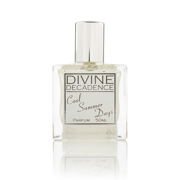 Divine Decadence Cool Summer Days Parfum Fragrance For Her 50ml No Colour