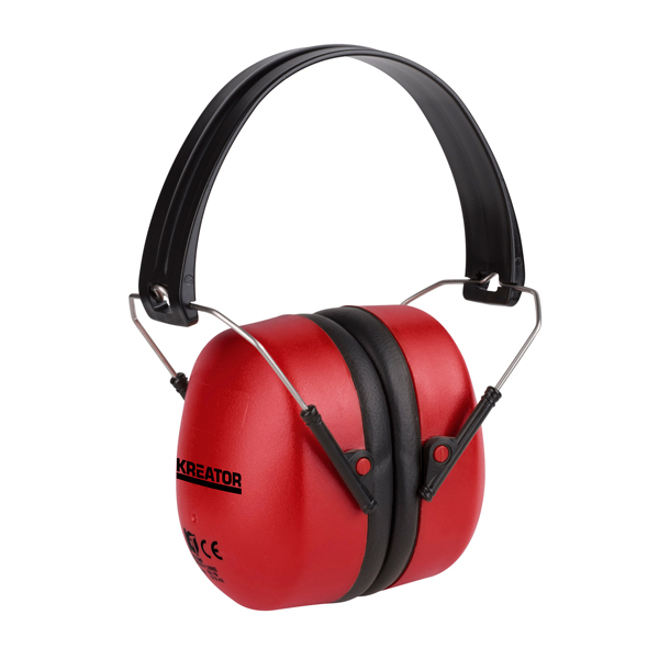 Kreator Professional Ear Defenders No Colour