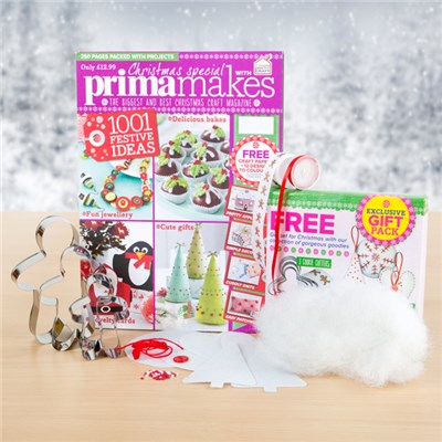 Prima Makes Christmas Special - 1001 Festive Ideas