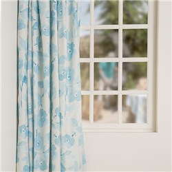 Amelina 3 inch Tape Header Lined Curtains
