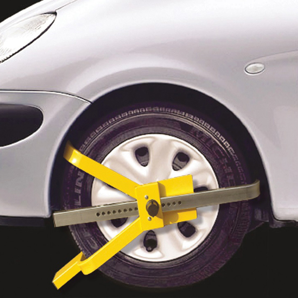 Streetwize Wheel Clamp No Colour