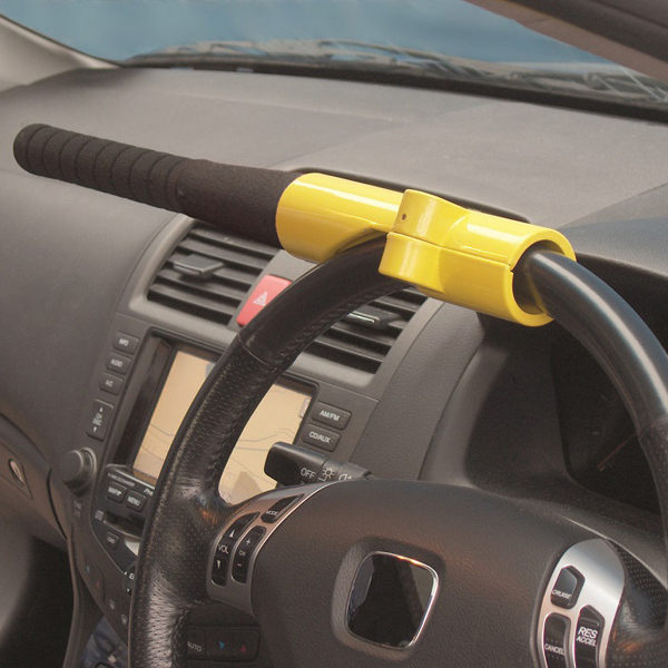 Streetwize Baseball Bat Style Steering Wheel Lock No Colour