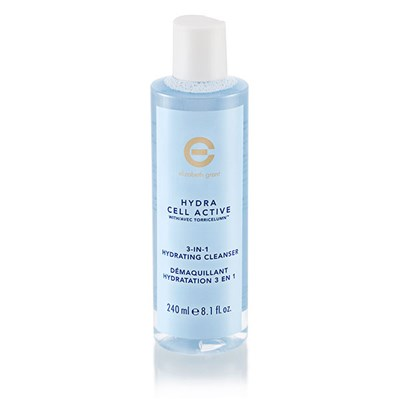 Elizabeth Grant Hydra Cell Active 3-in-1 Hydrating Cleanser 240ml