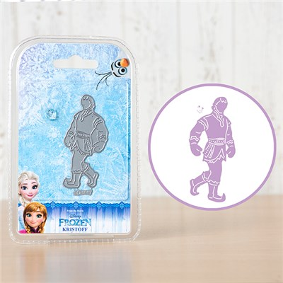 Disney Frozen Kristoff Die and Face Stamp Set