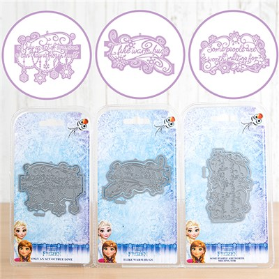 Disney Frozen Sentiment Die Range