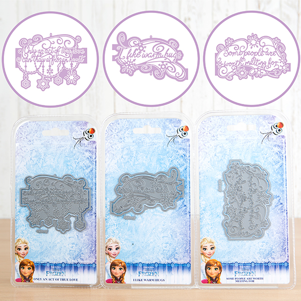 Disney Frozen Sentiment Die Range No Colour