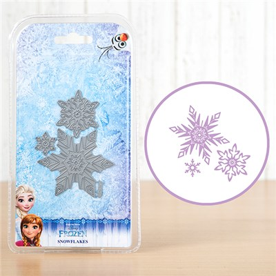 Disney Frozen Snowflakes Die Set