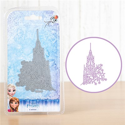Disney Frozen Castle Die