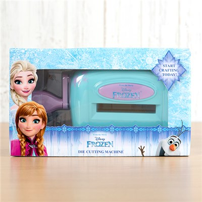 Disney Frozen Die-Cutting Machine