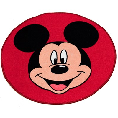 Disney Mickey Mouse Head Rug