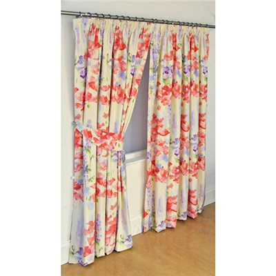 Wendy Tait Ariel 46 in W Lined Curtains