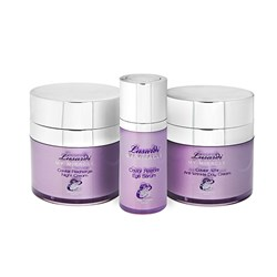 Lusardi My Miracle Moisture Caviar Day Cream 50ml, Night Cream 50ml and Eye Serum 15ml