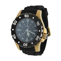 Bermuda Gents Shelly Bay Smart light Watch with Silicone Strap